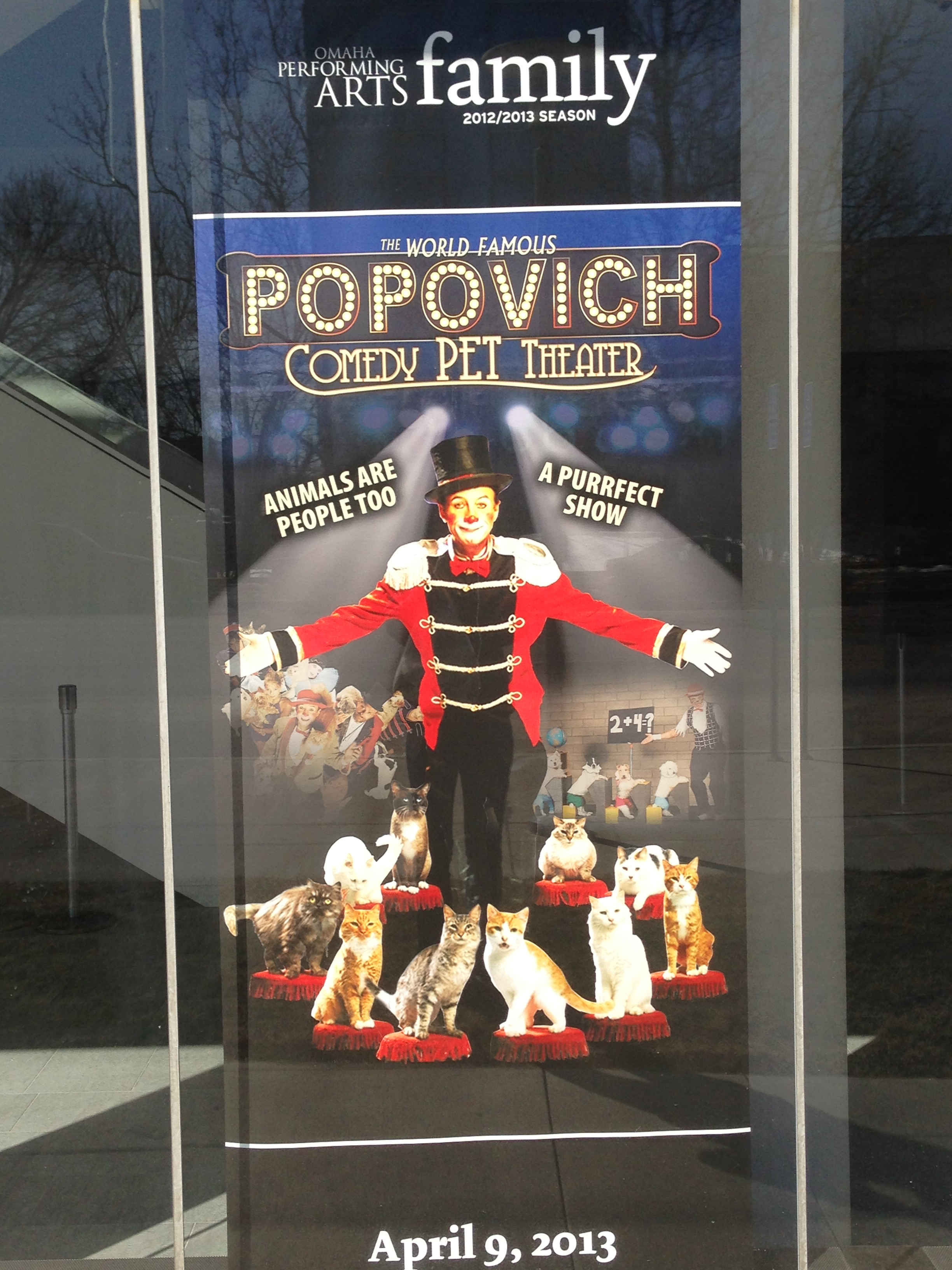 Popovitch Comedy Pet Theater